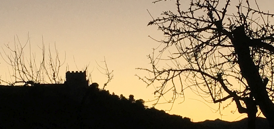 Faszinierende Sonnenuntergänge in glasklarer Luft